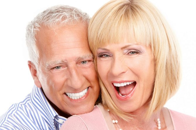 bigstock-Seniors-Couple-8724439-670x446 Specialized Dentistry dentist Hartland